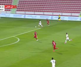 Al Jazira won 3-5 in the Arabian Gulf League clash. DUGOUT