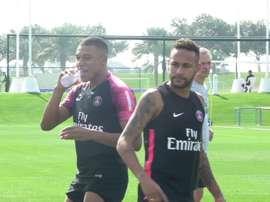Los momentos más divertidos de Neymar. DUGOUT