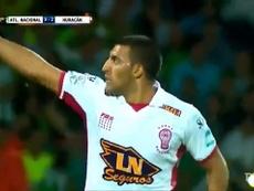 Ramón Abila firmó un gran gol ante Atlético Nacional. DUGOUT