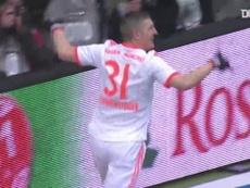 L'indimenticabile goal di tacco di Schweinsteiger. Dugout