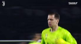 Les meilleurs moments de Szczesny à la Juventus. DUGOUT