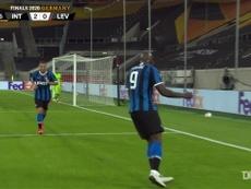 Il record di Lukaku in Europa league. Dugout