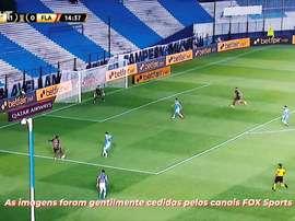 Gabigol se torna o segundo maior artilheiro do Flamengo na Libertadores. DUGOUT