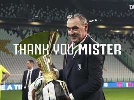 Maurizio Sarri won the Serie A with Juventus during his one season at Juve. DUGOUT