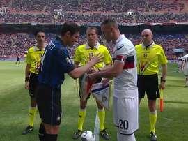 Le match d'anthologie entre le Genoa et l'Inter en 2012. DUGOUT
