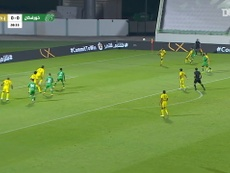 Ittihad Kalba beat Khorfakkan 1-2 in the UAE league clash. DUGOUT