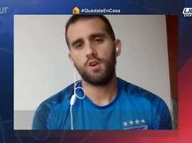 Villarruel solo ha podido jugar cuatro partidos con su nuevo equipo. DUGOUT