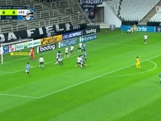 Highlights: Corinthians 0-0 Grêmio. DUGOUT
