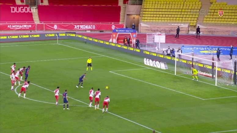 Monaco stunnd PSG. DUGOUT
