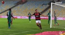 Veja os gols da vitória do Flamengo sobre o Boavista no Maracanã. DUGOUT