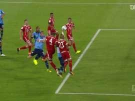 Les meilleurs moments de Süle au Bayern Munich. dugout