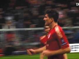FC Bayern's classic strikes against LaLiga teams. DUGOUT