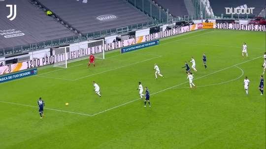 VIDÉO: La première passe décisive de Gianluca Frabotta avec la Juventus. Dugout