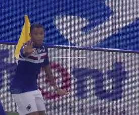Le meilleur de Luis Muriel à la Sampdoria. DUGOUT