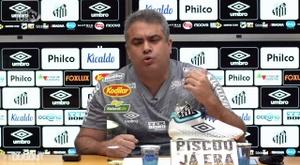 Presidente do Santos fala sobre reforços. DUGOUT