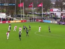 Le meilleur de Danilo avec les jeunes de l'Ajax. DUGOUT