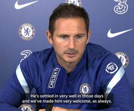 Lampard talked about Kepa's Chelsea future. DUGOUT