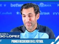 Diego López habló sobre su trayectoria y el vestuario 'perico'. DUGOUT