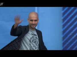 Pep has transformed City. DUGOUT