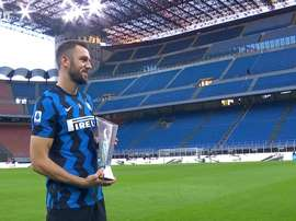 Stefan de Vrij named Best Serie A Defender 2019-20. DUGOUT