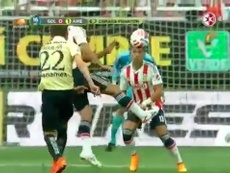 Paul Aguilar leaves Club América. DUGOUT