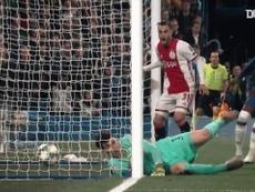 Ajax e seus golaços na fase de grupos da Champions ao longo dos anos. DUGOUT