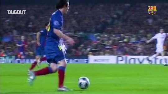 I migliori assist di Messi. Dugout