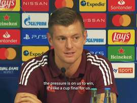 Toni Kroos explained the importance of the Gladbach game for RM. DUGOUT