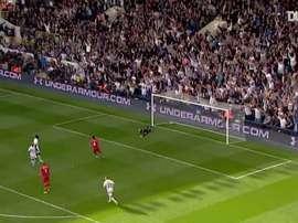 Bale sorprendió con un gol espectacular al Southampton. DUGOUT