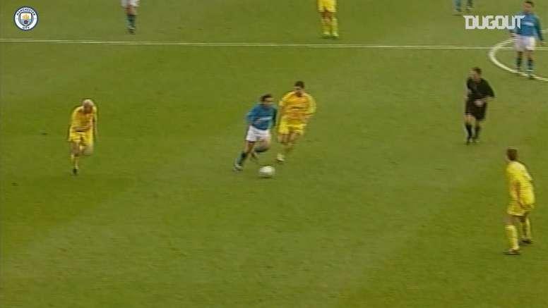 VÍDEO: la última vez que el City ganó al Leeds en la Premier