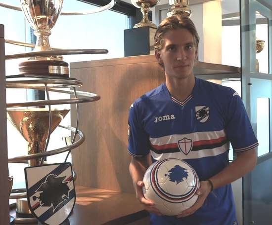 The best of Praet at Sampdoria. DUGOUT