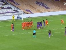 Al-Ain and Ajman failed to score in the UAE league clash. DUGOUT