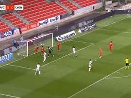 VIDÉO : la victoire de Lyon en amical face à Anvers. Dugout
