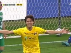 Hashimoto helped Rostov to victory in the Russian league. DUGOUT