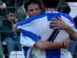 Lardín's best Espanyol moments. DUGOUT