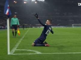 Julian Draxler was the hero for PSG on Wednesday night versus Metz. DUGOUT