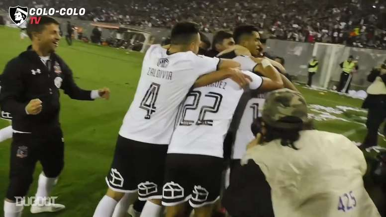 Jorge Valdivia gave Colo Colo all three points at the death. DUGOUT