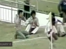 Santos have come up with some very interesting celebrations over the years. DUGOUT