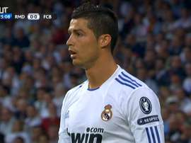 The last Messi-Ronaldo clash in the Champions League. DUGOUT