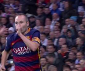 I migliori goal di Iniesta. Dugout