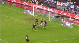 TOP buts de Naples à domicile contre le Milan AC. Dugout