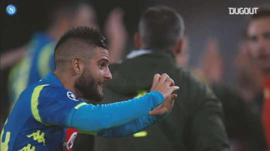 Napoli have scored 12 goals in seven Champions League matches this term. DUGOUT