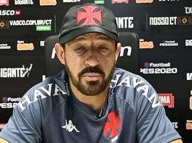 Vasco da Gama entra em campo nesta quinta-feira contra o Sport. DUGOUT