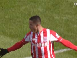 VIDEO: Afellay and Arnautovic combine to open scoring against Swansea. DUGOUT