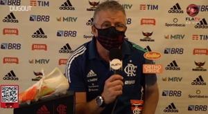 Jordi Guerrero fala sobre escalação recheada de jovens no Flamengo. DUGOUT