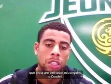 Gustagol fala como treinos com Coudet o ajudaram na adaptação na K League. DUGOUT