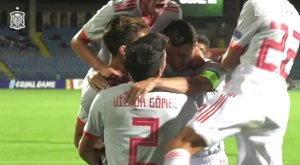 Torres faz um doblete pela Espanha Sub-19. DUGOUT
