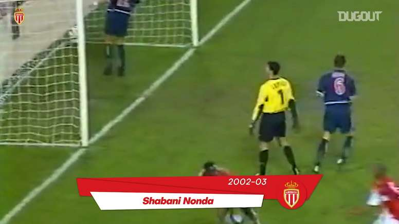 Monaco have scored some great goals versus PSG over the years. DUGOUT