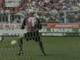 VIDÉO: Le meilleur de Mancini à la Sampdoria. Dugout