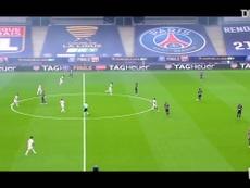 Veja os melhores momentos de PSG e Lyon pela Copa da Liga. DUGOUT